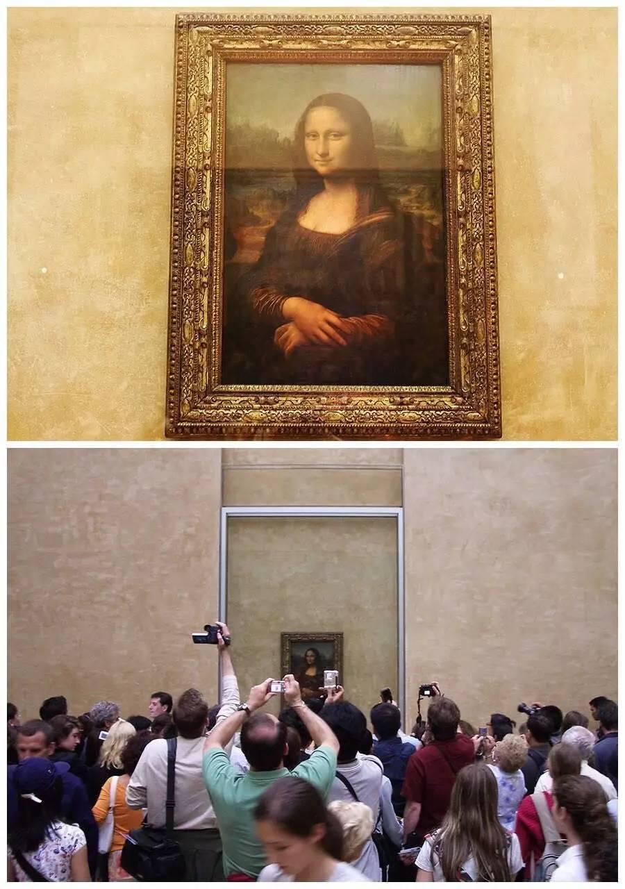 人挤人的景点照,居然可以拍成空无一人的大片 | 妙技