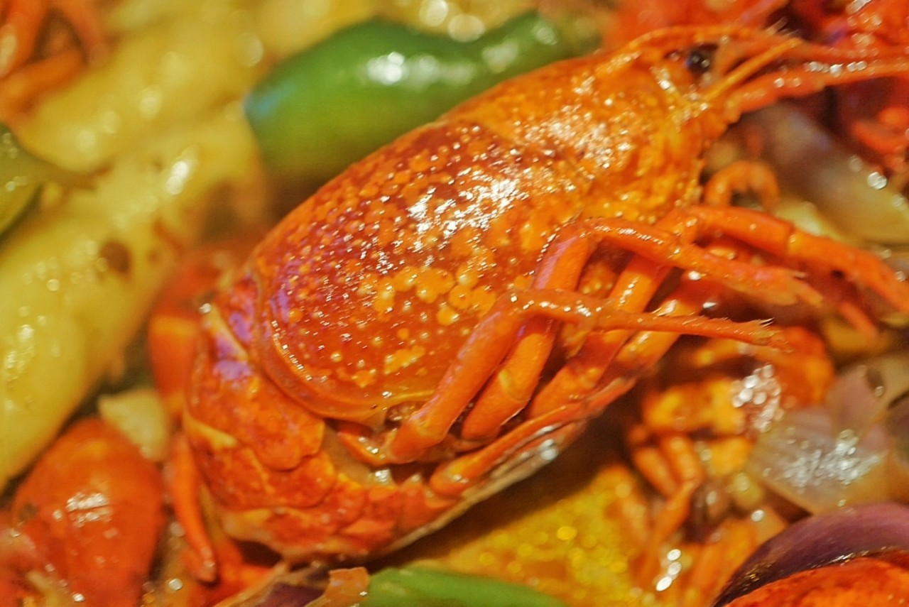 自己做小龙虾:会买就会烧!