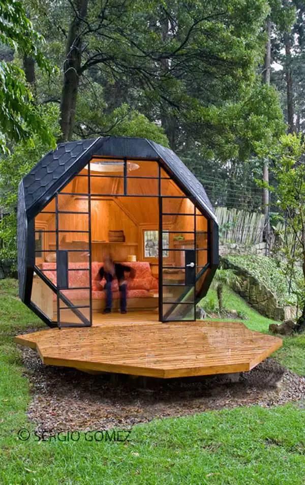 如果我的家装成这样,我一定要在家里宅一辈子!