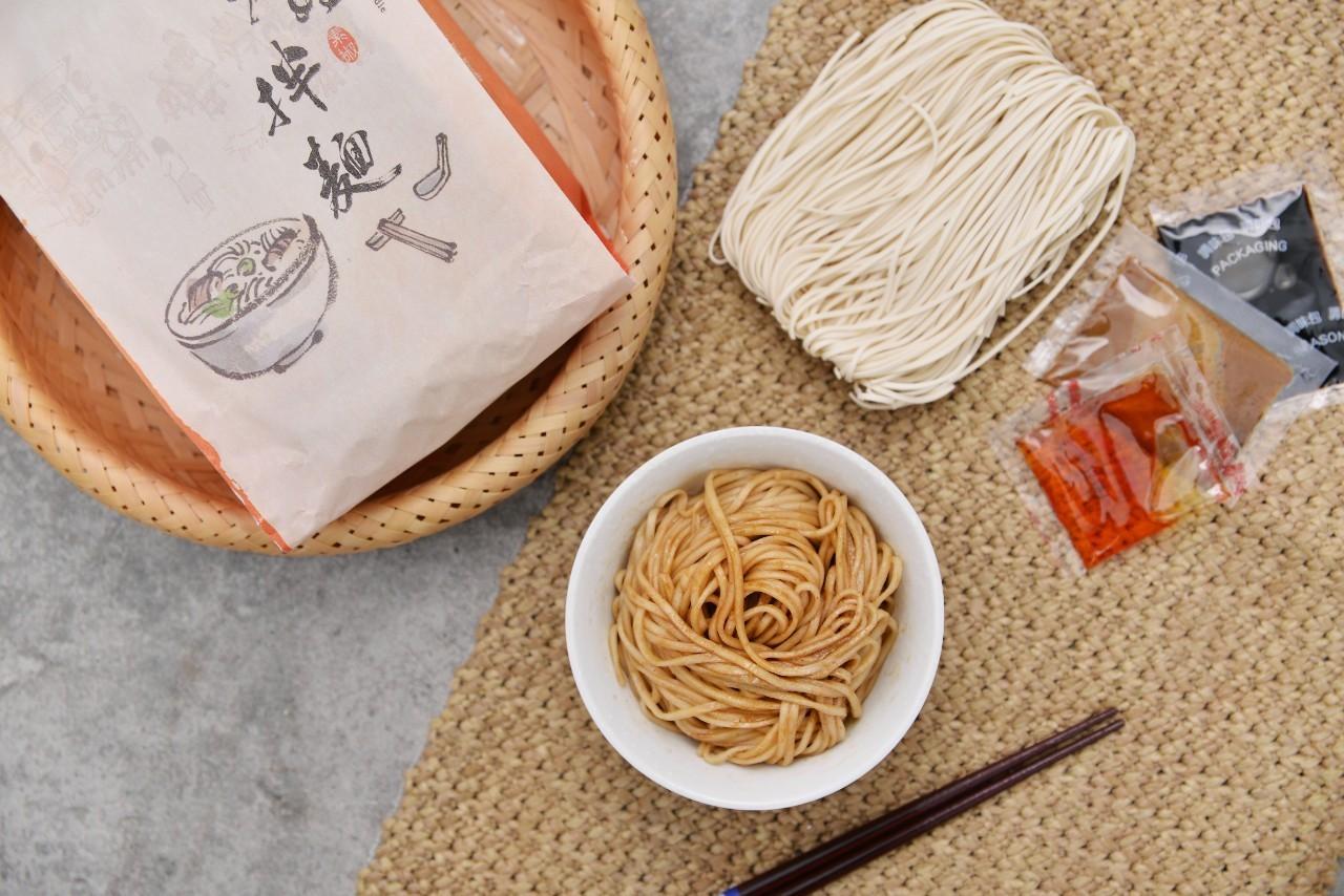 市集鲜货 | 台湾第一人气拌面,4分钟搞定,完美!