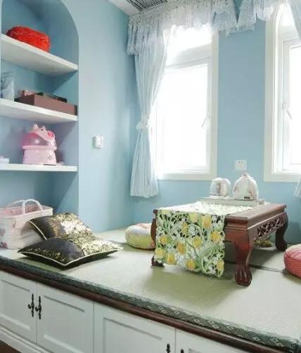 每个家,都可以打造一个迷你小茶室。