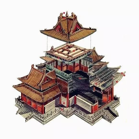 一本好书 | 51个中国古建筑,他用20年时间,一个一个开膛破肚