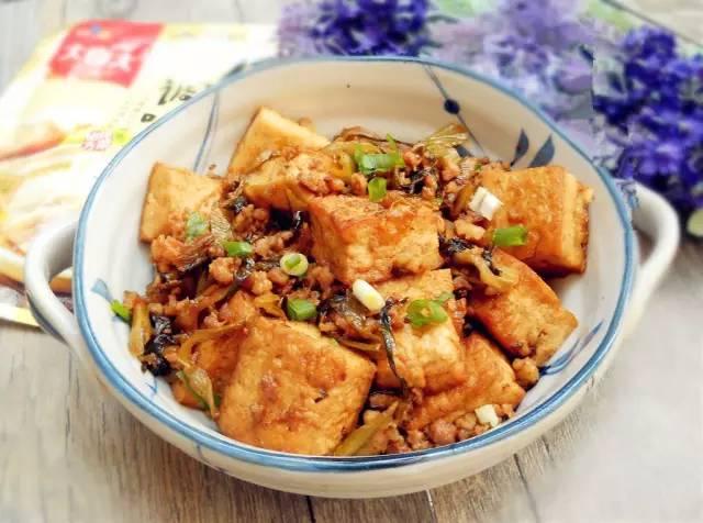 50种豆腐做法,比肉都好吃!