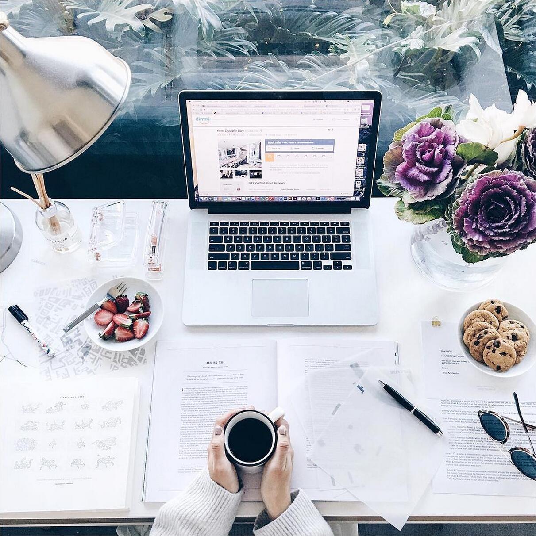 看腻了办公桌?办公桌改造计划让你爱上加班!