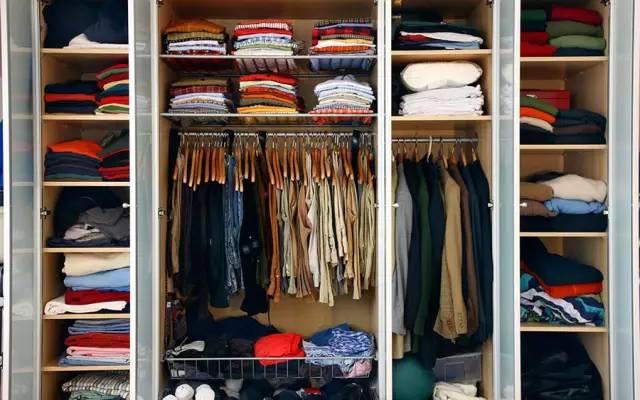 衣柜如何做到收纳最实用?