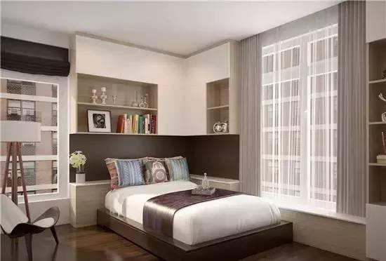 卧室角落巧妙利用,别再用来放杂物了!