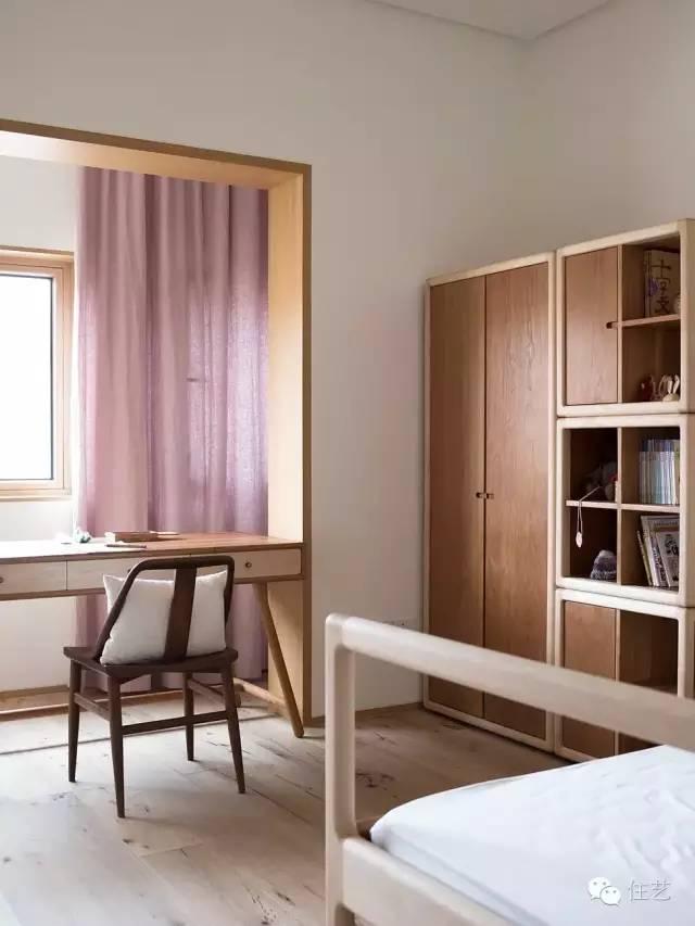 住艺改造家,一个没有空调的家,或许更适合盛夏 一个没有空调的家,或许更适合盛夏
