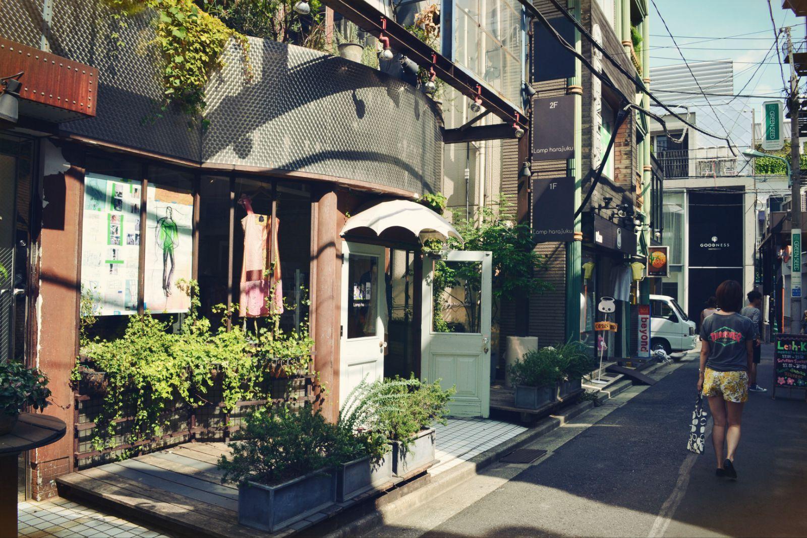 夏日の日本,游东京的正确打开方式~