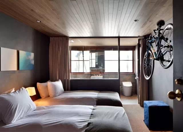 设计酒店 | 世界首家创意骑行酒店HOTEL CYCLE