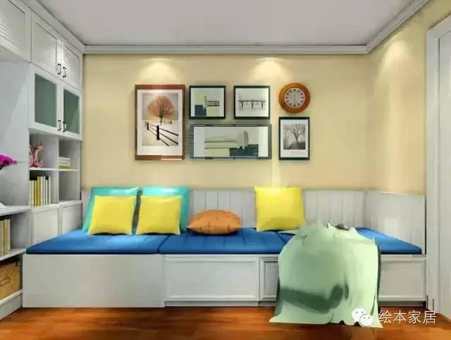 有了榻榻米,以后都不需要床了!14款超赞的榻榻米设计!