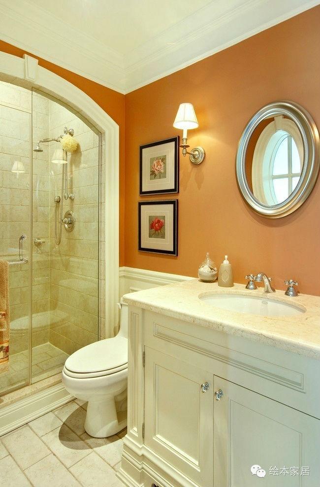 你家的洗手间out了?设计师忍痛曝光38款时尚卫生间设计