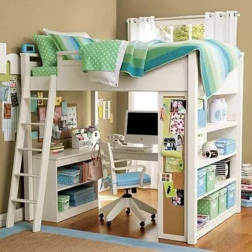 小户型设计也能有如此创意,房子不一定要大才好看!