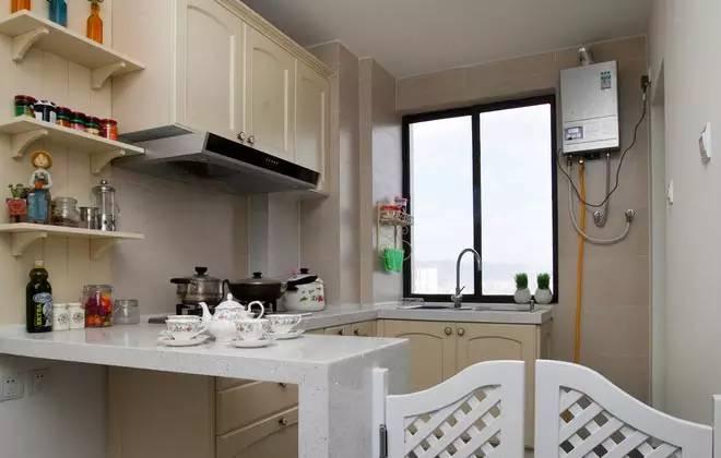35款小户型厨房玩出新花样,总有一款适合你。