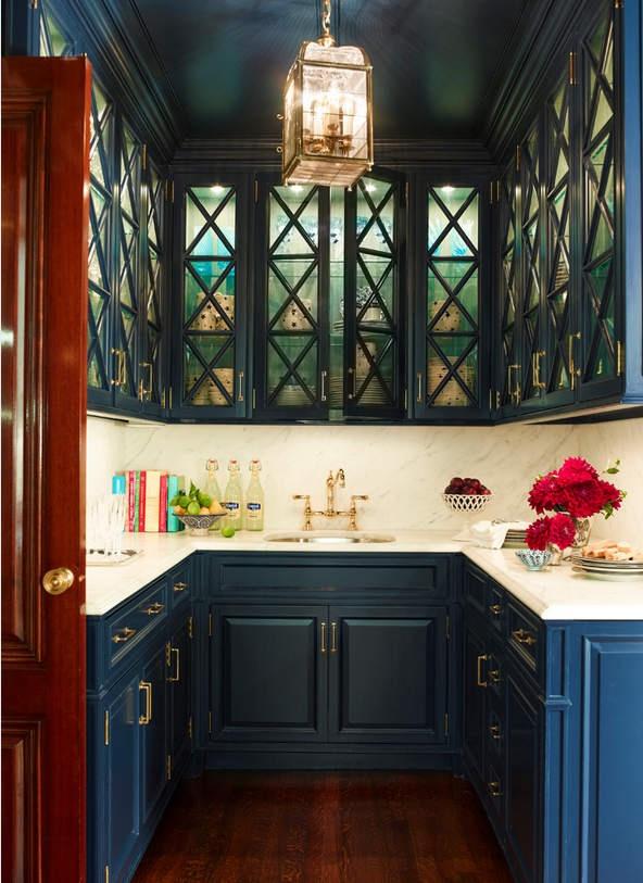 20款错落有致的厨房设计方案