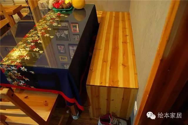 50㎡不仅能改成两室,而且还能拥有衣帽间!牛逼设计值得收藏