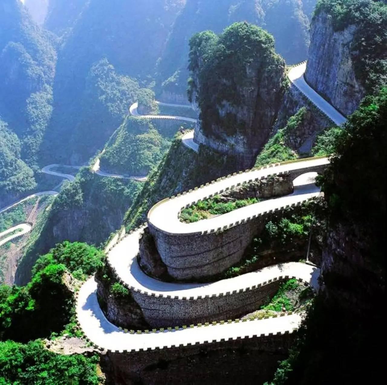 中国最美的4条公路,你自驾过几条?