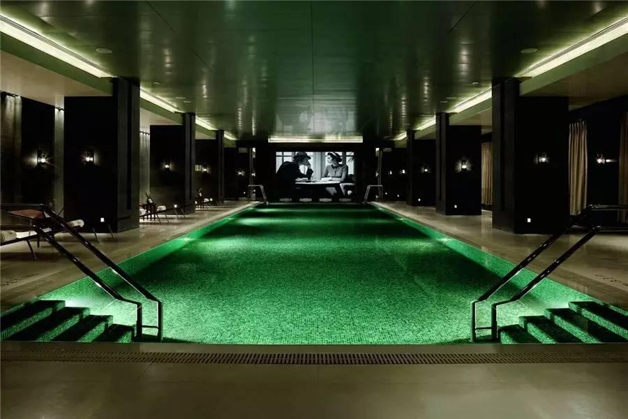 大暑已至,我要浸透在这一抹清凉中   国内泳池20+