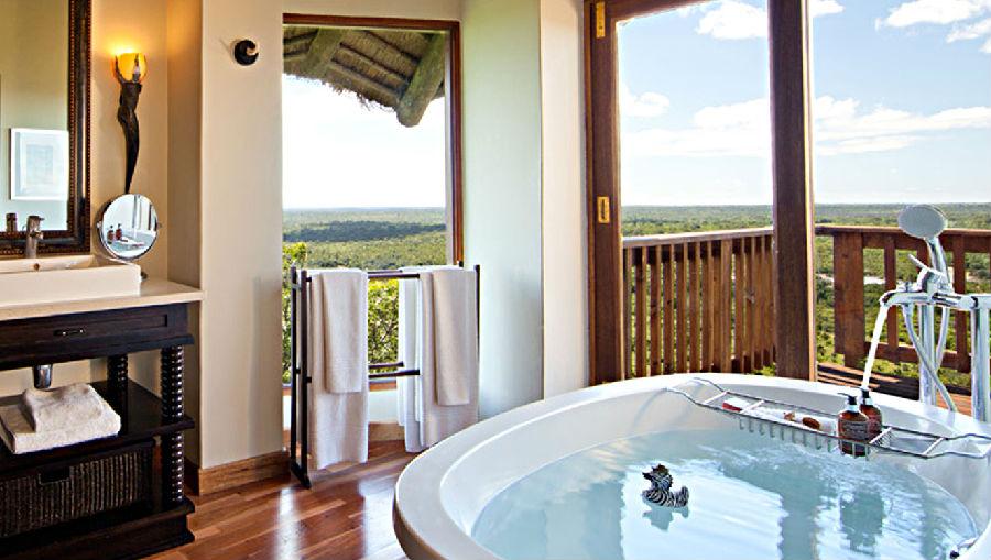 16个冬天最想泡的有范儿浴缸【赞那度旅行】