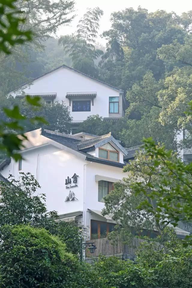 不用去莫干山,杭州山里也有这样幸福的别墅生活!