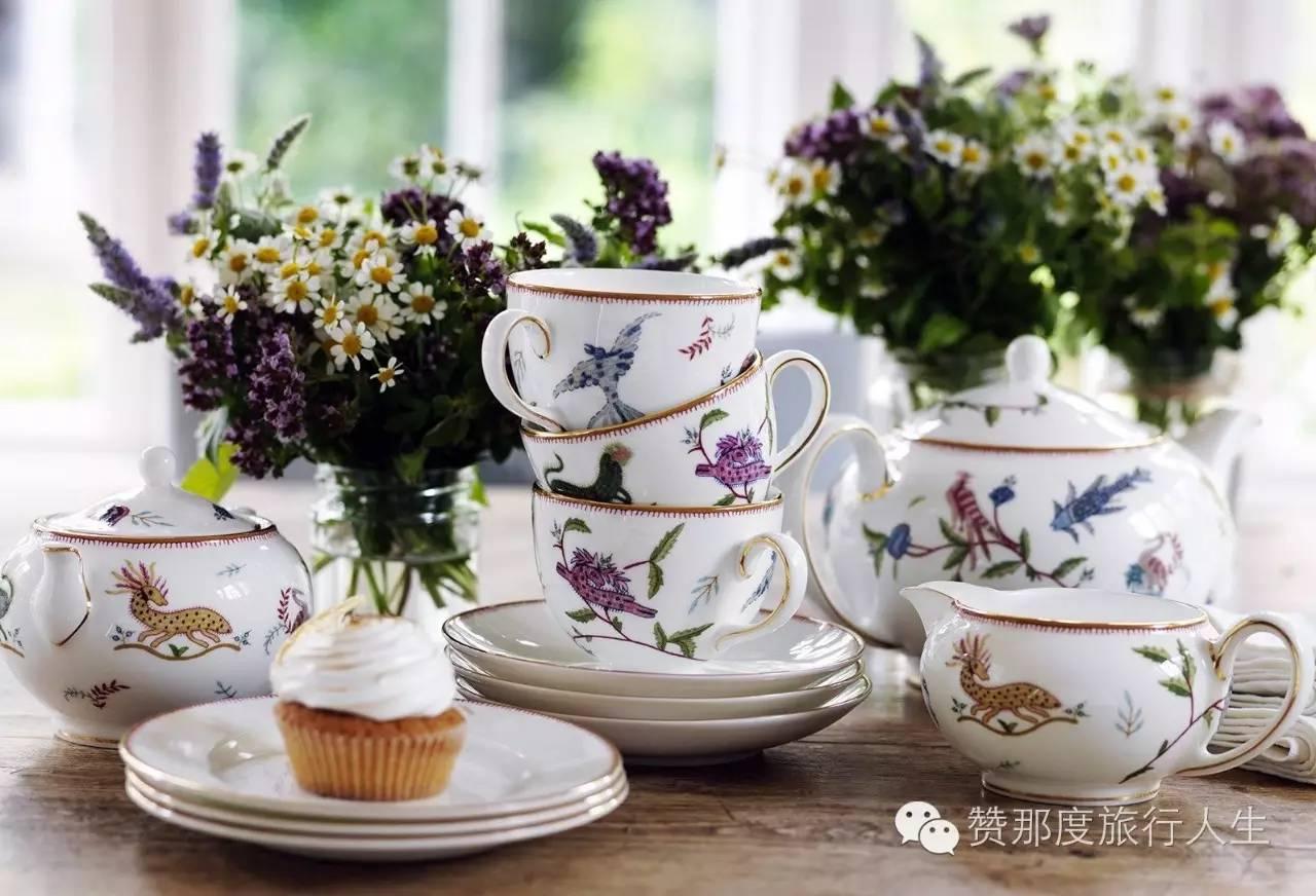 英国脱欧英镑猛跌,是时候入手这6大超高颜值茶具品牌了!