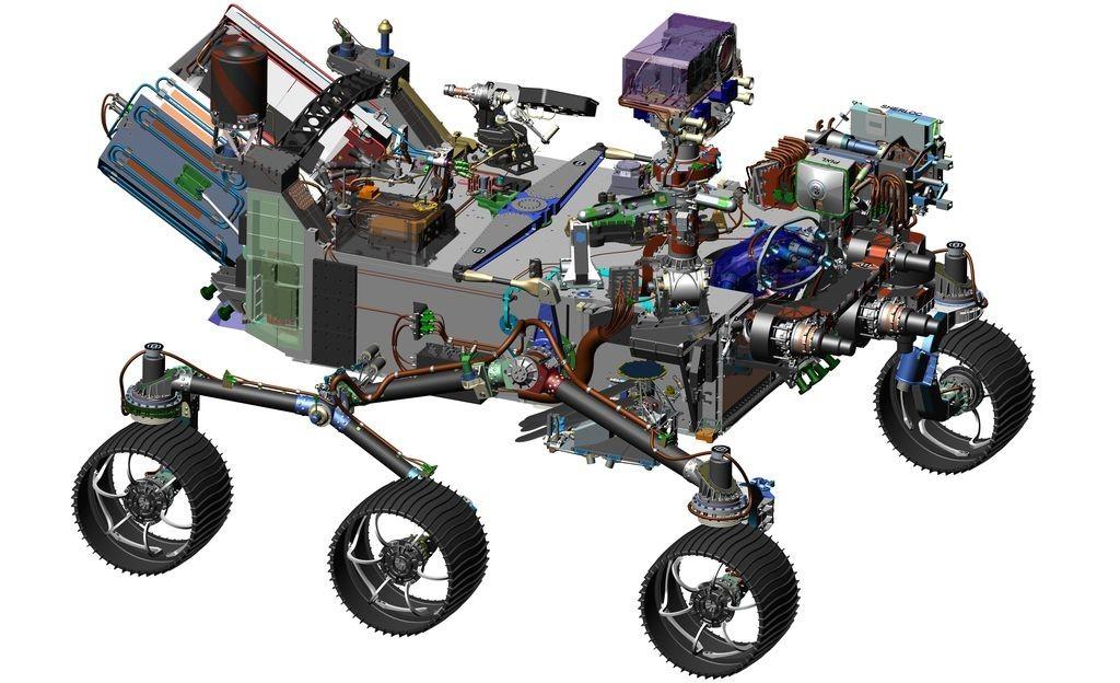 NASA下一代火星探测器将定于2020年发射(双语)