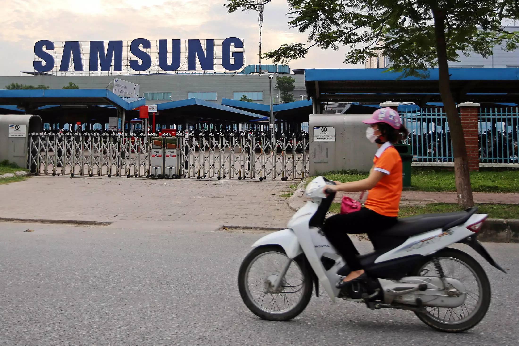 三星电子带来的意外财运?越南农民收入直逼证券经纪人!