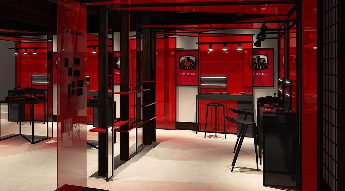 Hermès与Chanel用京都民房打造的绝美店铺,你爱哪个?