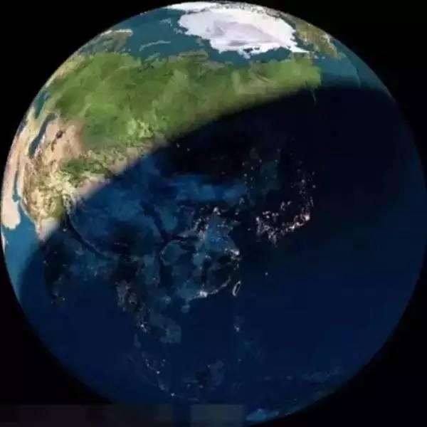 一张令中国13亿人悲伤的地图!【赞那度分享】