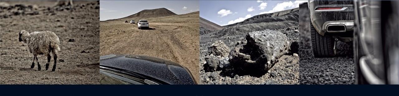 如果真沦落荒野,那些号称SUV的家伙能帮到你什么忙么?丨火山探险
