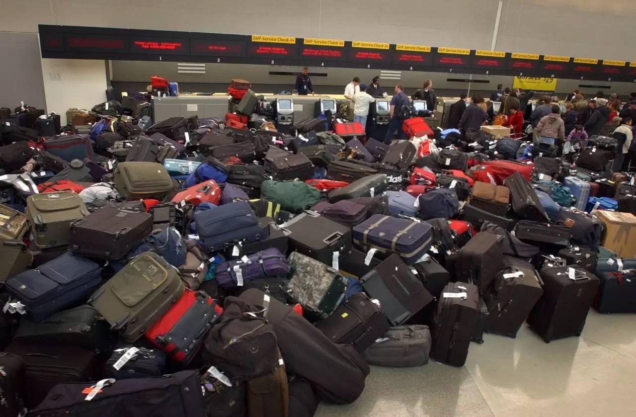 出去玩,行李托运还是登机?附2016航司行李最新规定 | 妙技