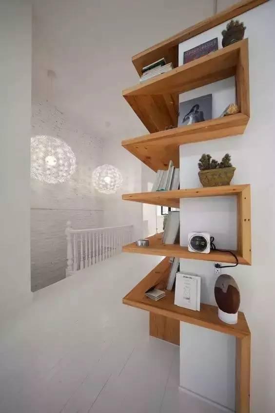 家里的墙角这样弄,让你瞬间多出一间房!