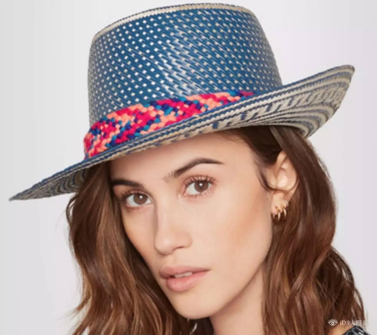 要去热带度假了,求推荐好看的草帽?