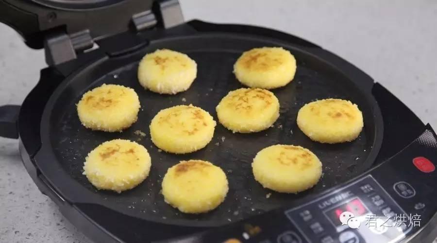 芝士红薯饼,简单搭配却无法抗拒! (利仁特约食谱)