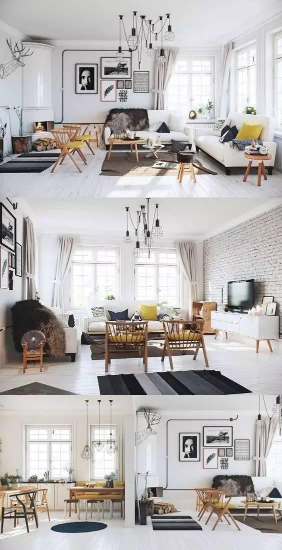 22个精美的客厅设计,你喜欢哪个?