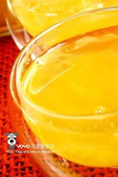 透亮清甜的蜂蜜柚子茶,自己做好简单!