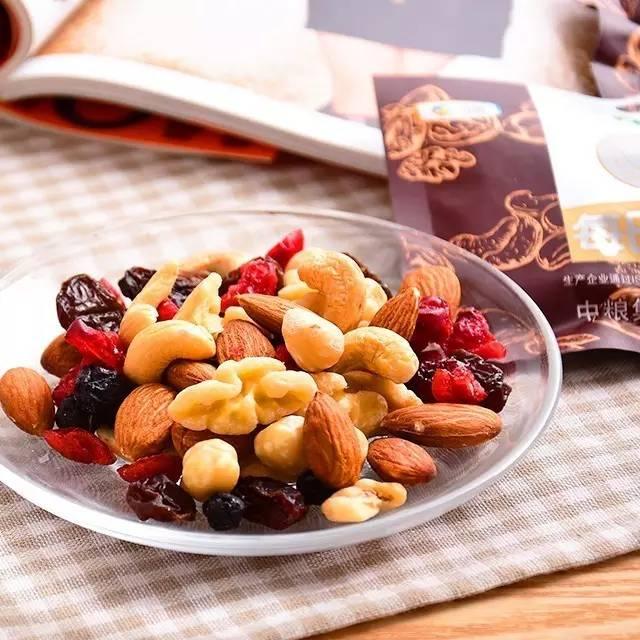 好物 | 一包七种坚果,好吃营养又方便!