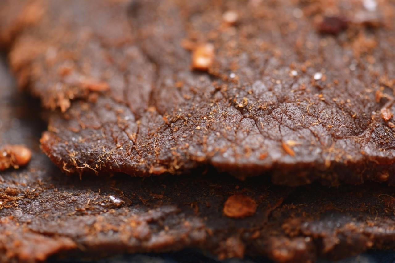 市集鲜货 | 柔嫩松软超大片,这样的牛肉干才解馋!