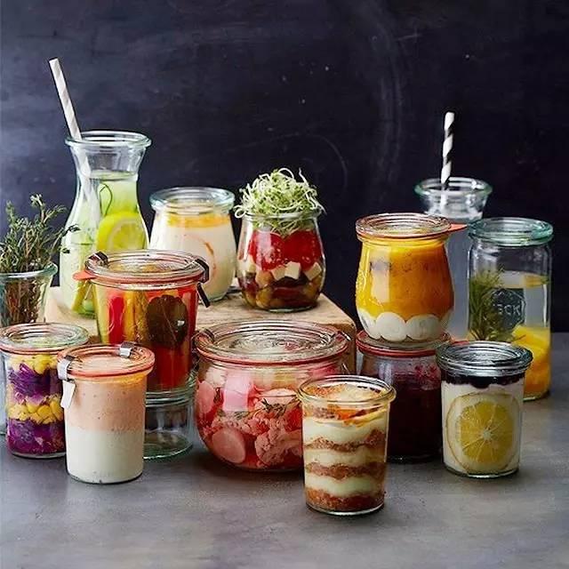 好物 | 美貌又严实的玻璃密封罐,你的厨房永远缺一个