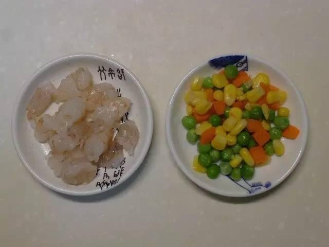 鲜虾蔬菜粥,简简单单好温暖