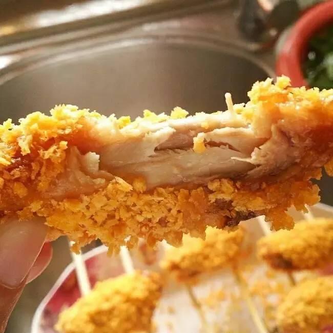 微波炉版炸鸡翅,无油也能酥脆