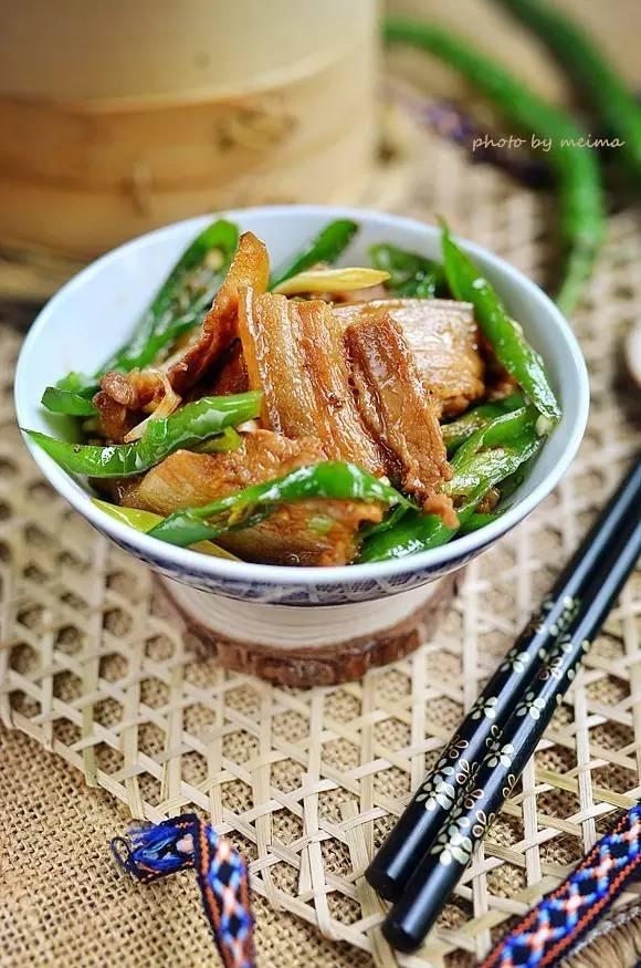 农家小炒肉:湘菜中的下饭菜之王