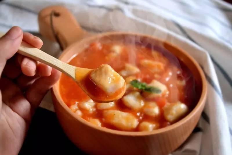 来一碗番茄龙利鱼,酸甜软嫩又无刺