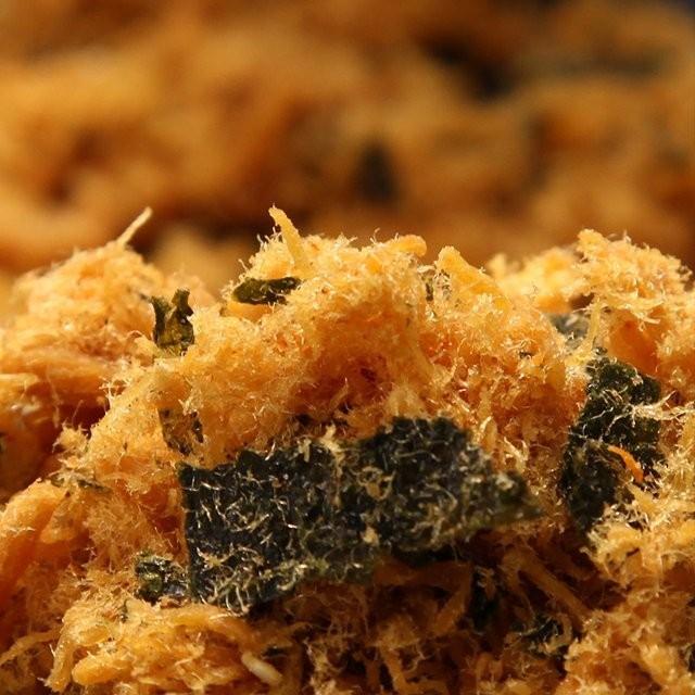 好物 | 鲜香酥脆的海苔肉松,拌粥拌面超美味
