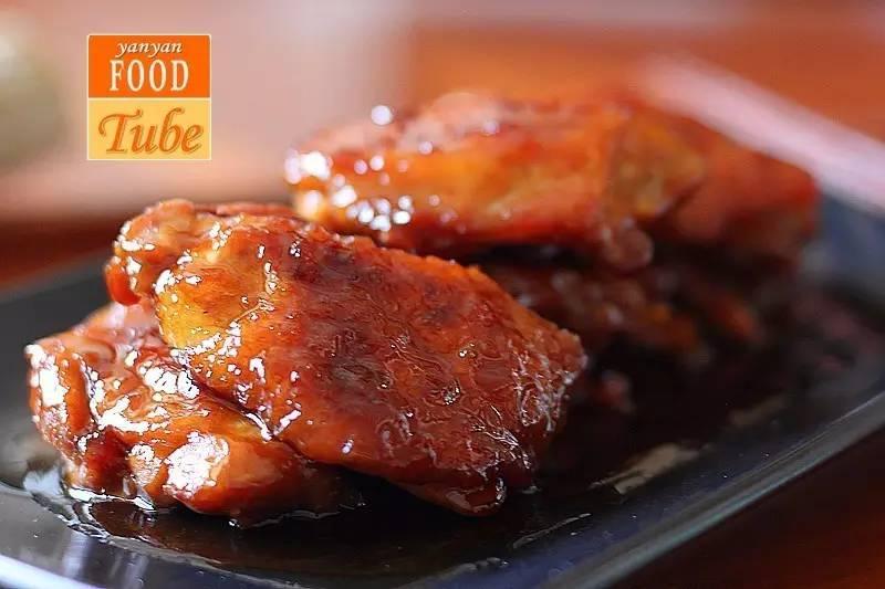 完美的照烧鸡腿:酱汁香浓肉质嫩!