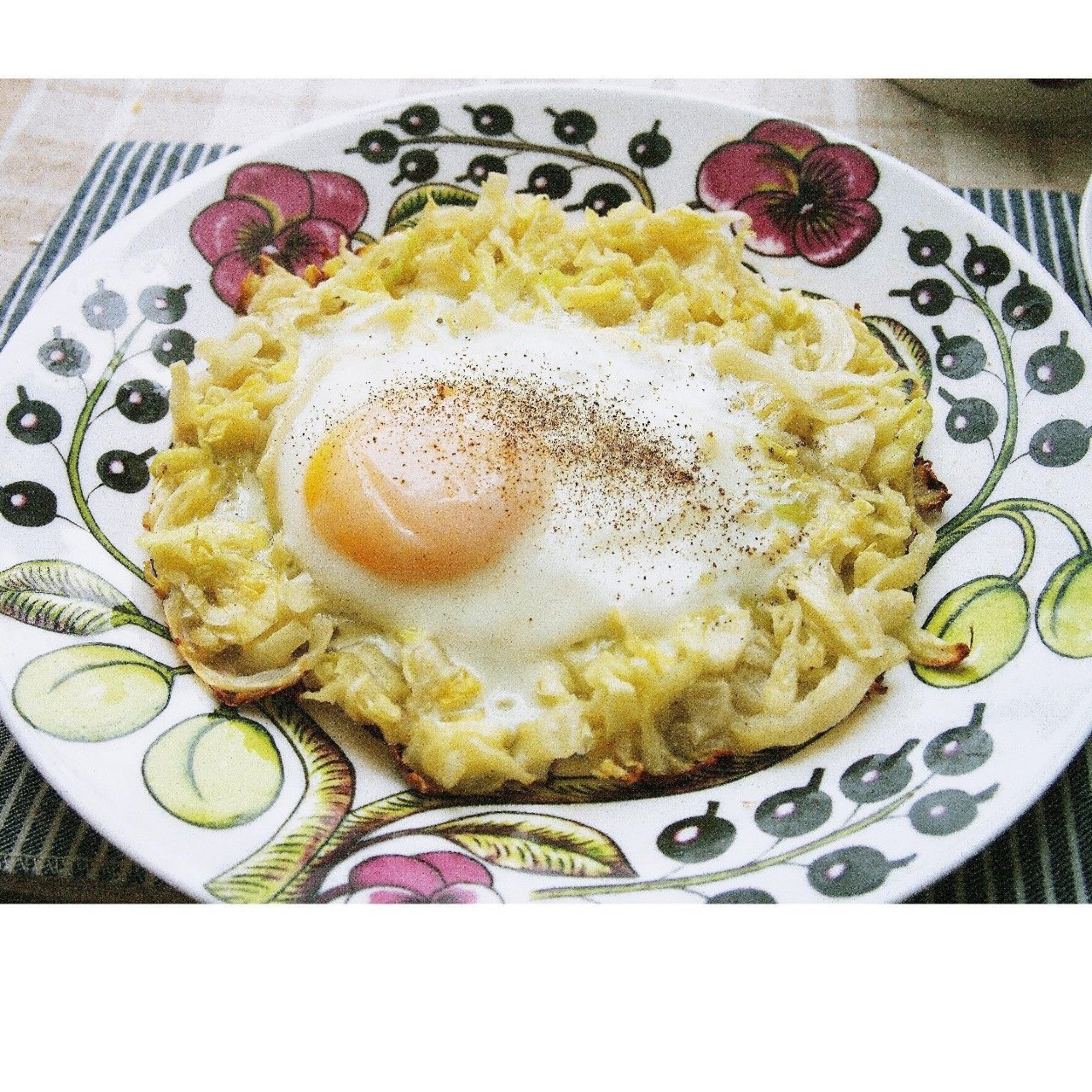 蔬菜+鸡蛋,7道快手早餐下周吃