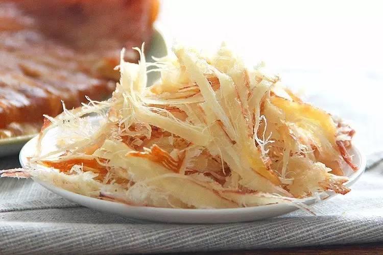 鲜货 | 真正好吃的鱿鱼片:自然鲜甜、肉厚不塞牙