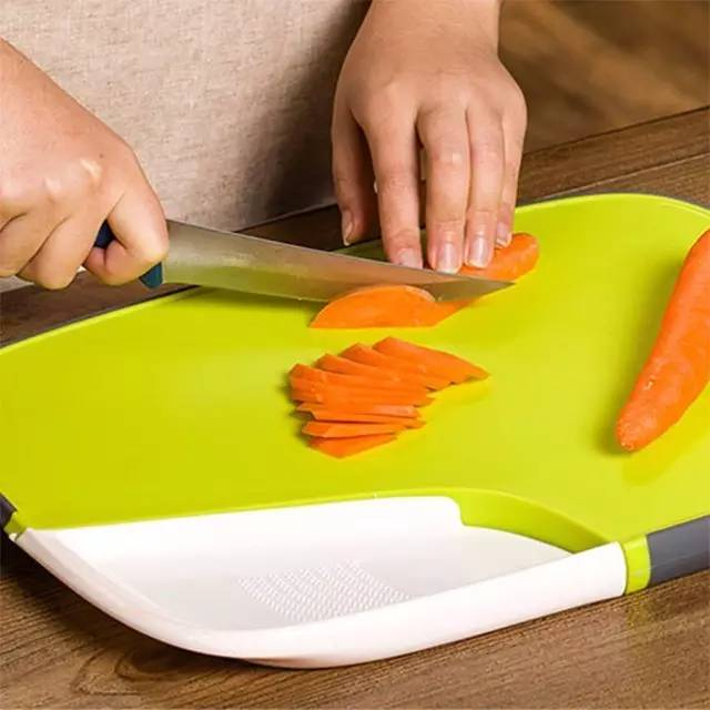 鲜货 | 有这块砧板,怎么切台面都整洁!