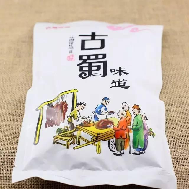 鲜货   地道川味香肠,麻辣鲜香下饭王!