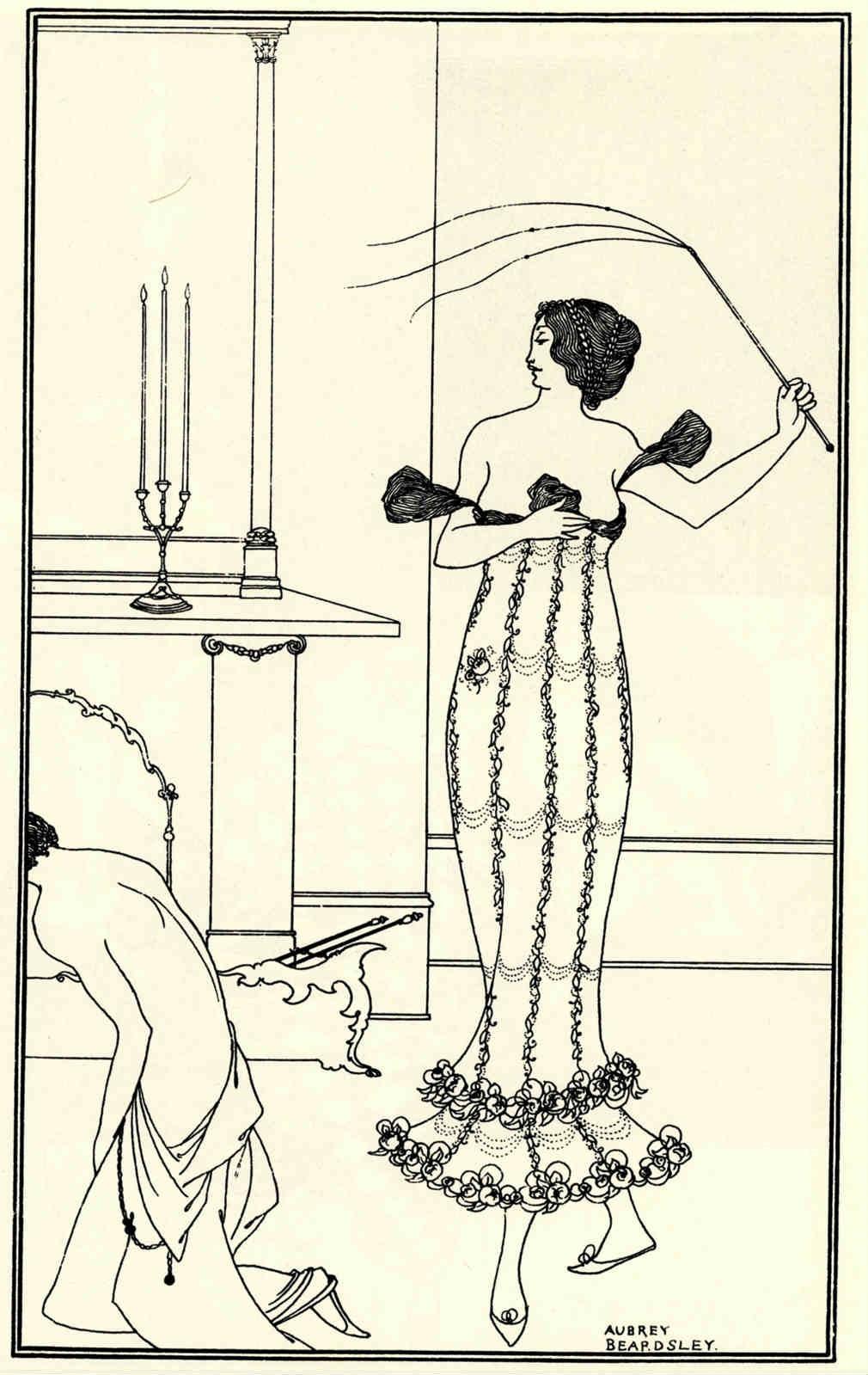 维多利亚时期的施虐女王与SP机