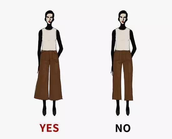 8条黄金法则告诉你丨比例穿的对,身形美一倍